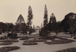The Lal Bagh, Bangalore.